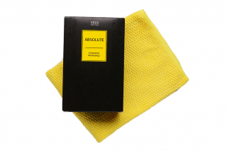 AQUAmagic ABSOLUTE KITCHEN TOWEL yellow